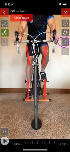 Bike Fast Fit - Knee Alignment